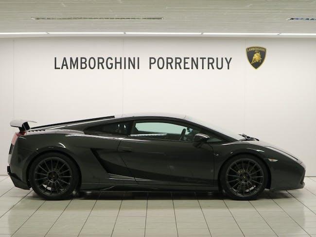 sportscar Lamborghini Gallardo 5.0 V10 Superleggera E-Gear