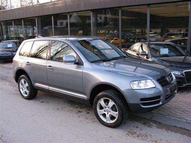 suv VW Touareg 3.2 V6