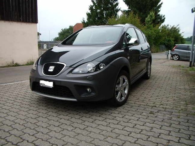 van SEAT Altea Freetrack 2.0 TSI 16V Premium