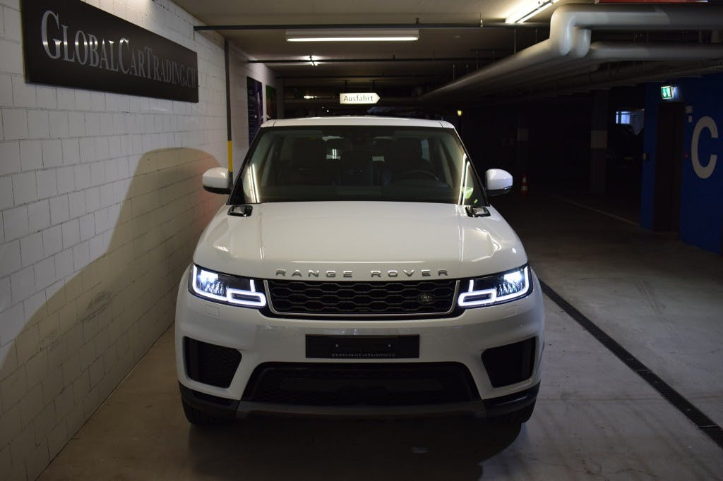 suv Land Rover Range Rover Sport 3.0 TDV6 S Automatic