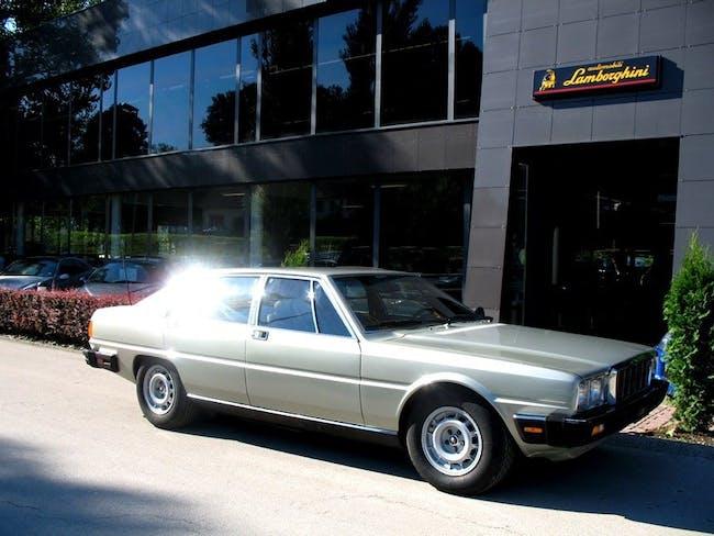 saloon Maserati Quattroporte Evolution III