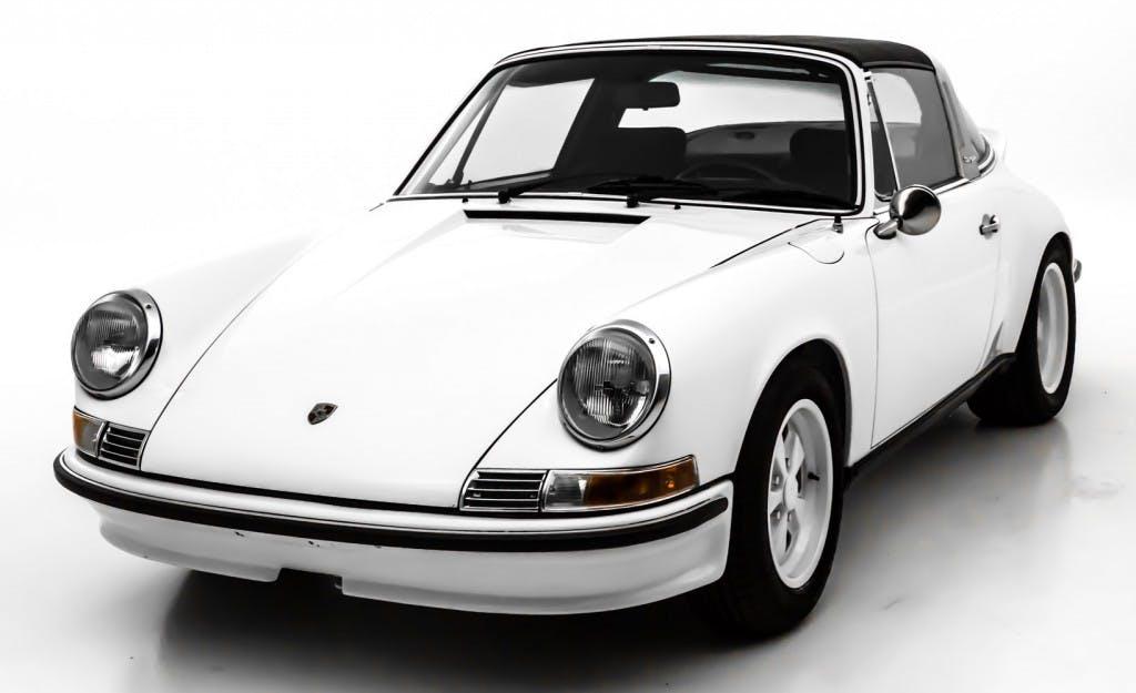 cabriolet Porsche 911 2.2 T TARGA / CHASSIS-NR 9111111911