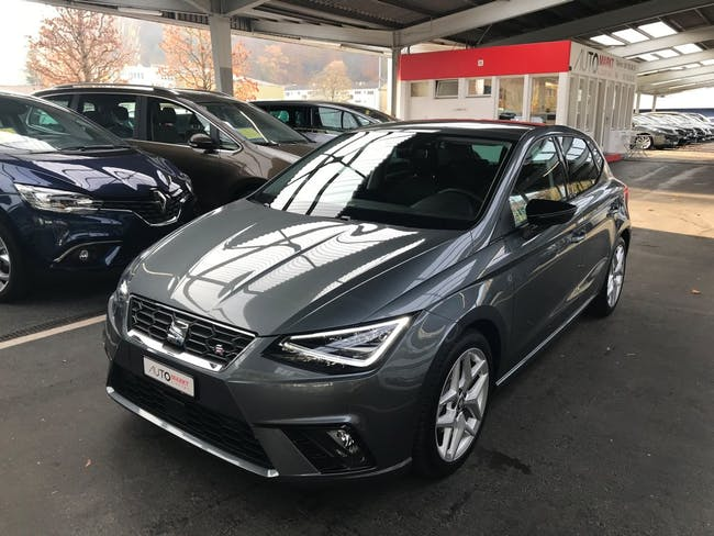 saloon SEAT Ibiza 1.5 TSI EVO FR