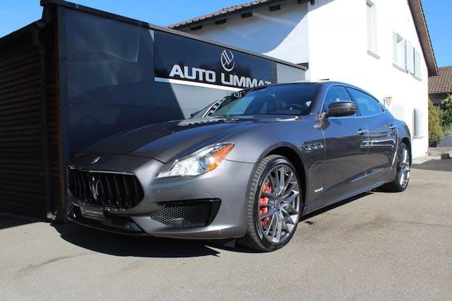 saloon Maserati Quattroporte 3.8 V8 GTS GranSport Automatica