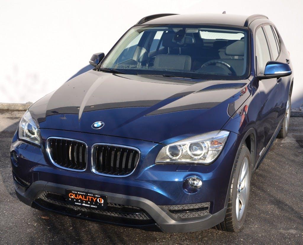 suv BMW X1 sDrive 20d Efficient-Dyn. Ed. Sport Line