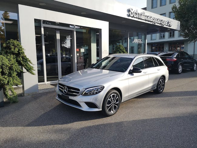 estate Mercedes-Benz C-Klasse C 220 d Swiss Star 4M 9G-Tronic