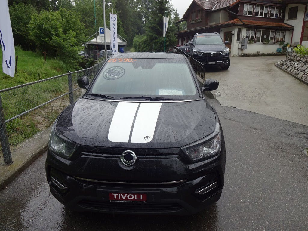 suv SsangYong Tivoli 1.6 eXDi ME Limited Edition 4WD