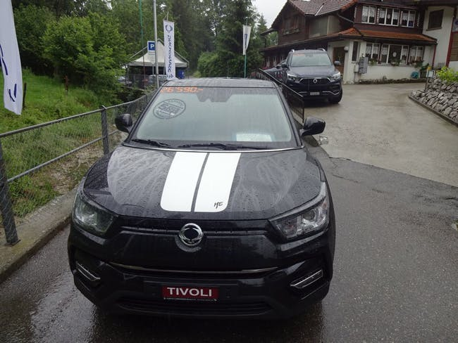 suv SsangYong Tivoli 1.6 eXDi ME Limited Edition 4WD