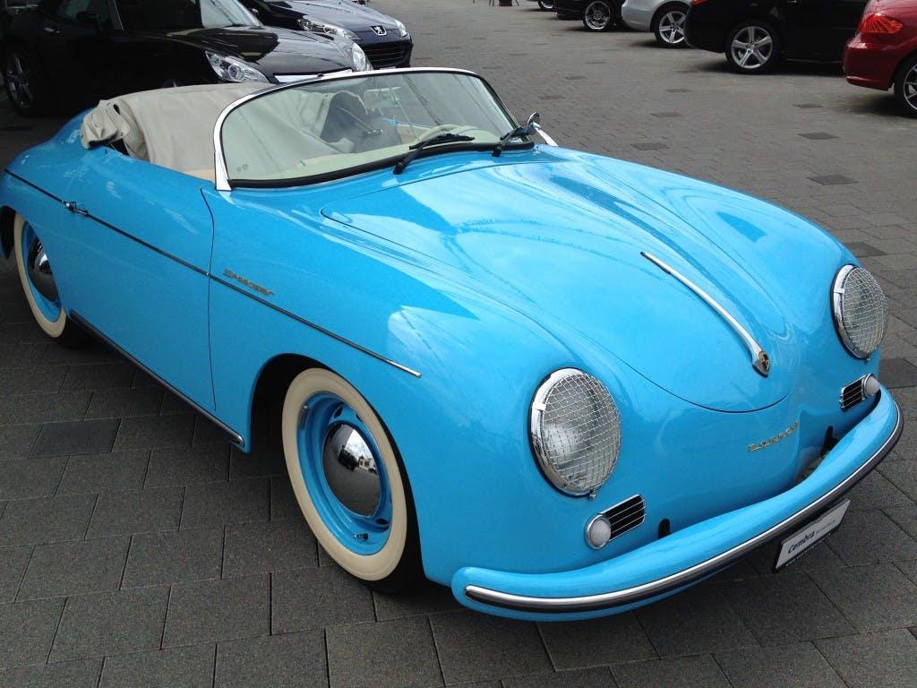 cabriolet Porsche 356 VW Speedster Replica