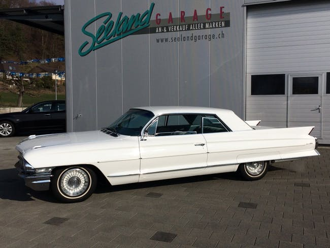 coupe Cadillac Deville COUPE 6.4-V8