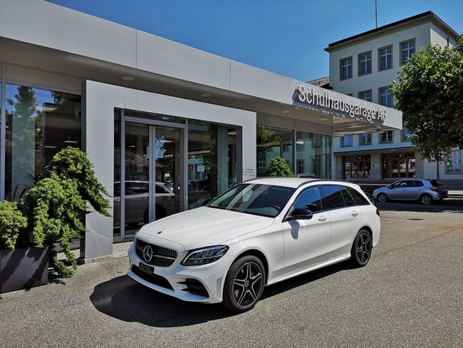 estate Mercedes-Benz C-Klasse C 200 AMG Line 4Matic 9G-Tronic