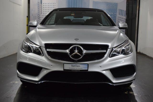 cabriolet Mercedes-Benz E-Klasse E 400