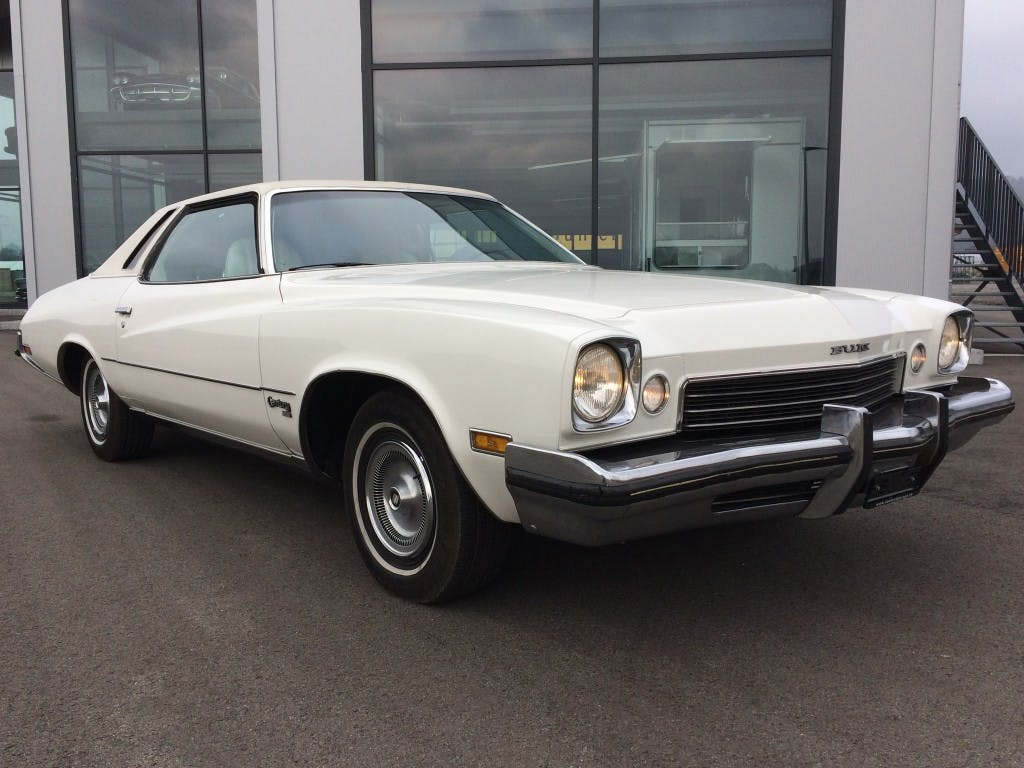 coupe Buick Century LUXUS 5.7-V8 Coupé 350cu.in.