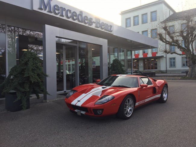 coupe Ford GT GT
