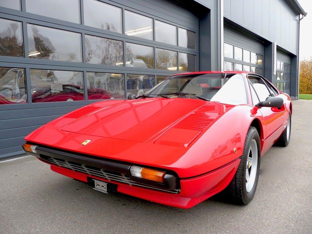 coupe Ferrari 308 308