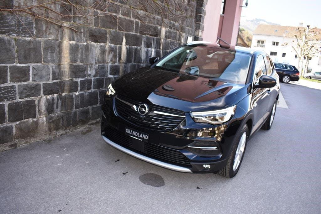 suv Opel Grandland X 2.0CDTi Ultimate Automatik