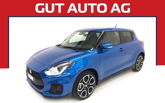saloon Suzuki Swift NEW SPORT 1.4 i 16V COMPACT TOP