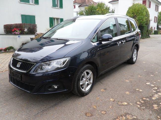 van SEAT Alhambra 2.0 TDI Style Viva DSG