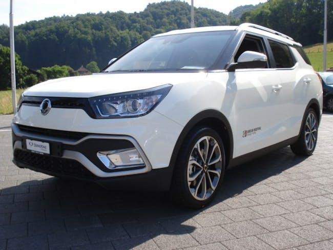 suv SsangYong XLV Tivoli 1.6 e-XGi Sapphire 4WD Automatic