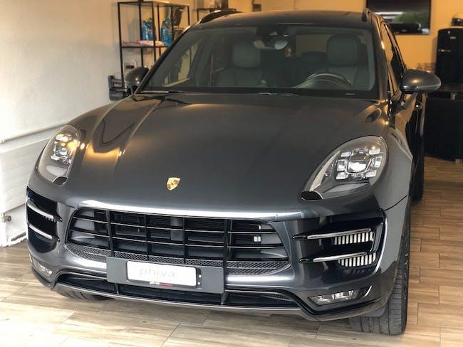 suv Porsche Macan Turbo Performance PDK
