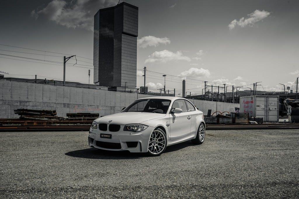 coupe BMW 1er M Coupé
