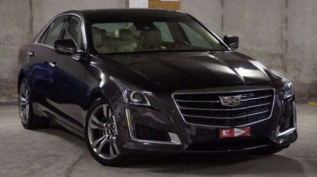 saloon Cadillac CTS Sedan 2.0 Turbo Premium Automatic