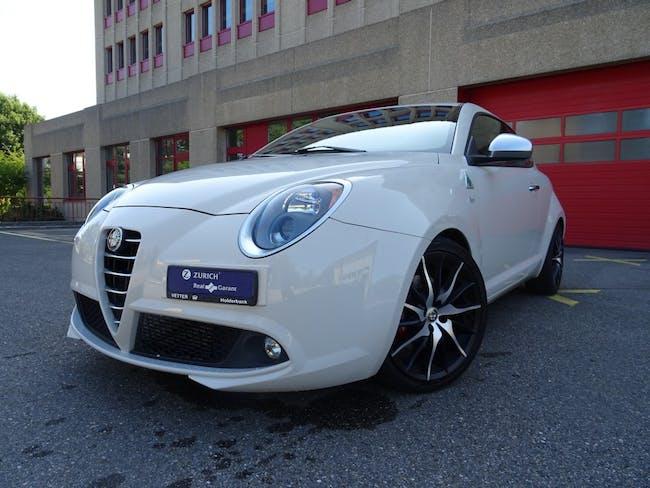 saloon Alfa Romeo Mito 1.4 TB Quadrifoglio Verde