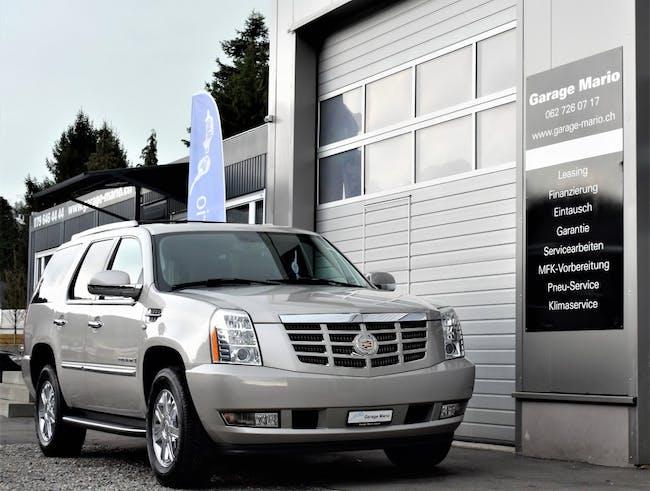 suv Cadillac Escalade 6.2 Platinum Edition