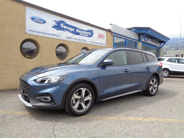 estate Ford Focus SW 1.5 EcoBlue 120 Active
