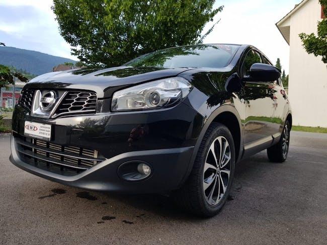 suv Nissan Qashqai 2.0 dCi 4WD tekna