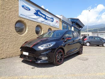 saloon Ford Fiesta 1.0 EcoB 140 Panther Edition