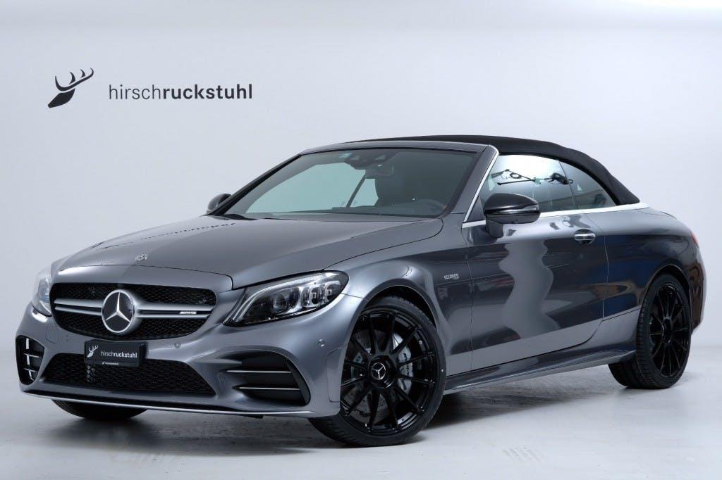 cabriolet Mercedes-Benz C-Klasse C 43 Cabriolet AMG 4Matic 9G-Tronic