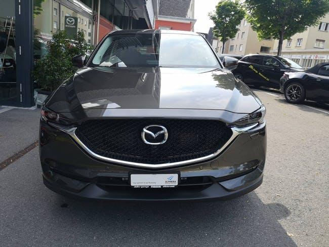 suv Mazda CX-5 SG165 AWD Ambition 3 N