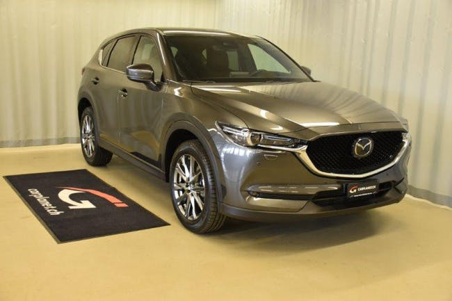 suv Mazda CX-5 2.2 D 184 Revolution AWD