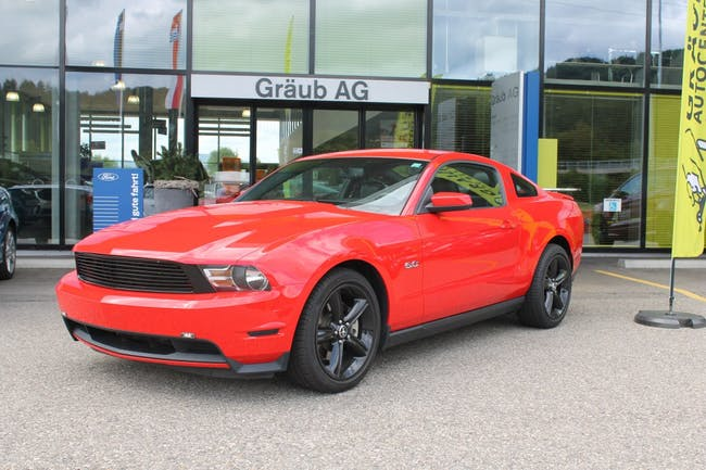 coupe Ford Mustang 5.0 GT