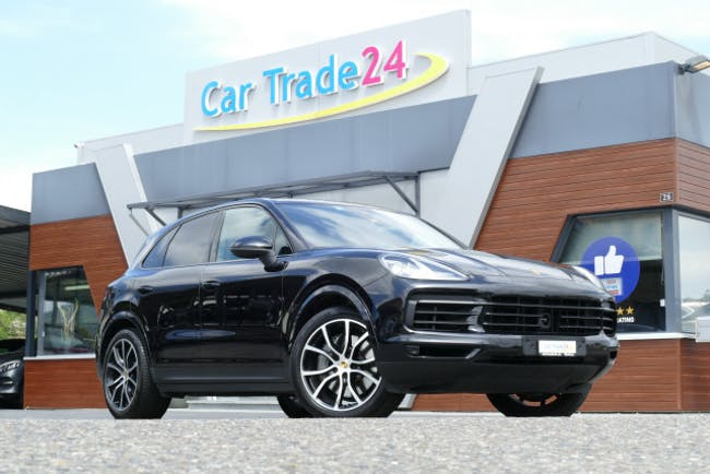 estate Porsche Cayenne S