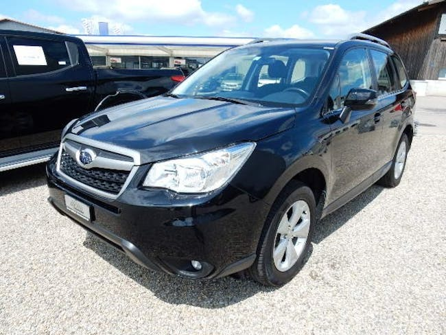 suv Subaru Forester Station 2.0 Swiss