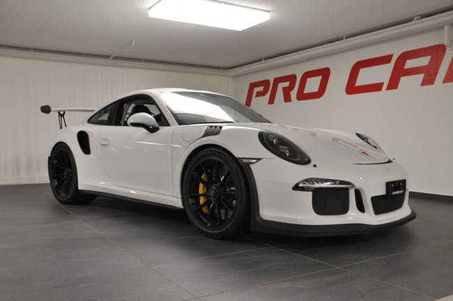 coupe Porsche 911 GT3 RS PDK