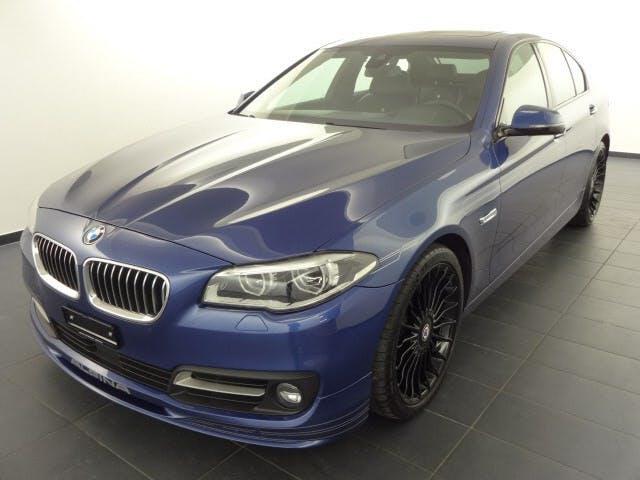 saloon BMW Alpina D5 BiTurbo 3.0d
