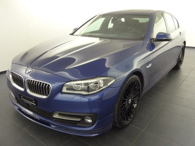 saloon BMW Alpina D5 BiTurbo 3.0d