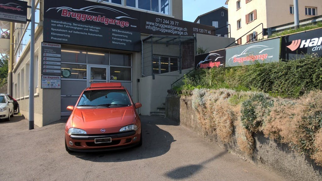 coupe Opel Tigra 1.6 16V