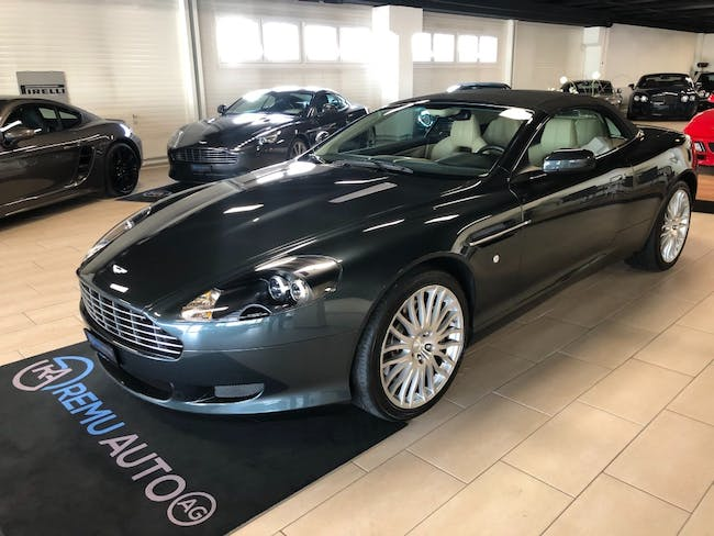 cabriolet Aston Martin DB9/DBS DB9 Volante Touchtronic 2 Cabriolet