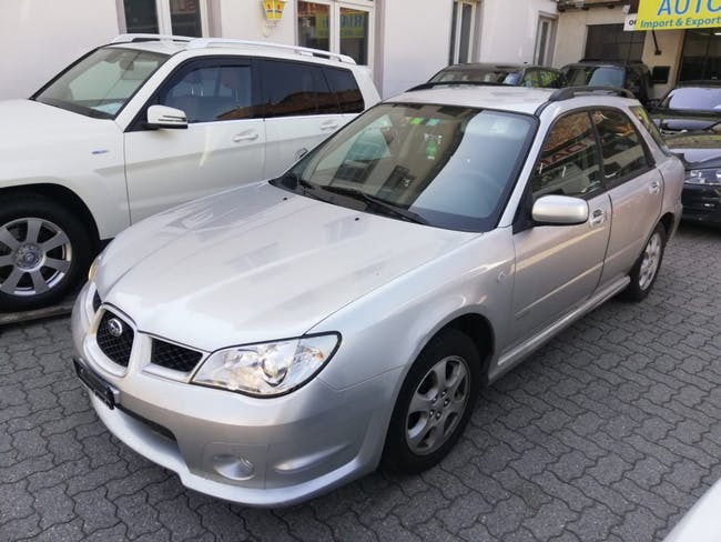 estate Subaru Impreza 1.5R Swiss Pique-As