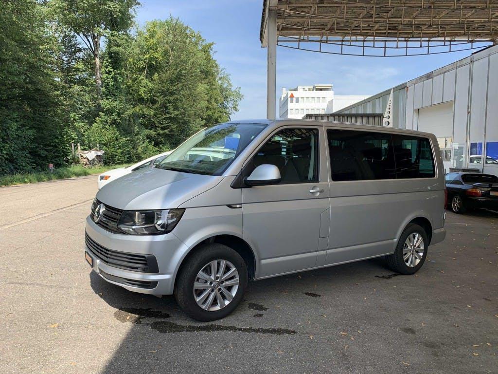 bus VW T6 2.0 Bi-TDI DSG