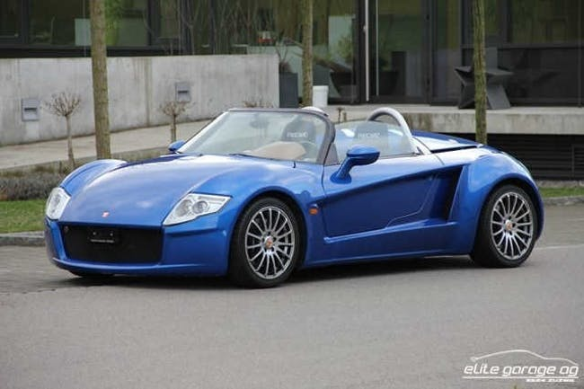 cabriolet YES! Roadster 3.2