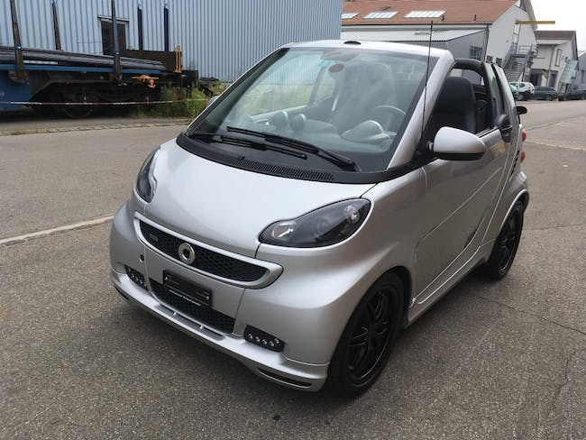 cabriolet Smart Fortwo Brabus Xclusive softouch