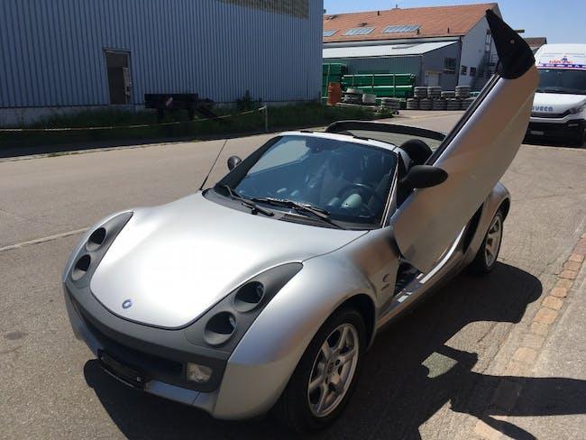 cabriolet Smart Roadster speedsilver