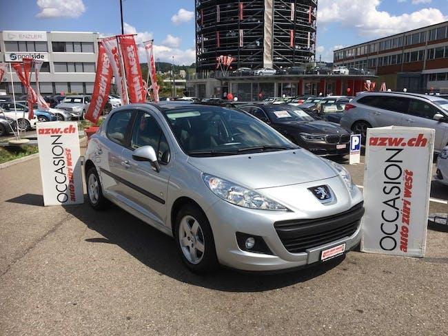 saloon Peugeot 207 1.4 16V Swiss Edition