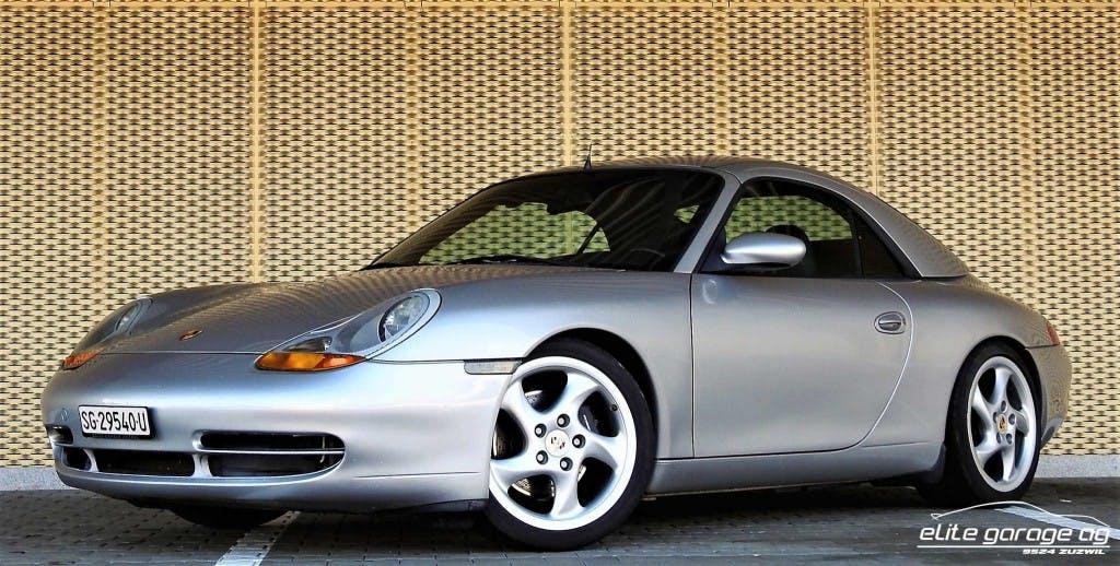 cabriolet Porsche 911 Carrera