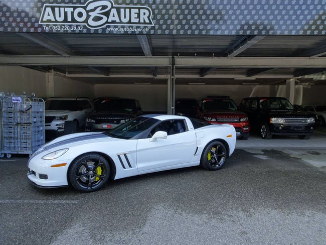 coupe Chevrolet Corvette 6.2 V8 Grand Sport Z16 60 Years